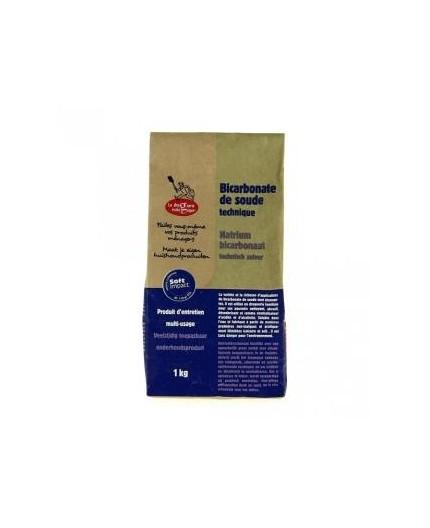 Bicarbonate de soude 500gr ou 1kg