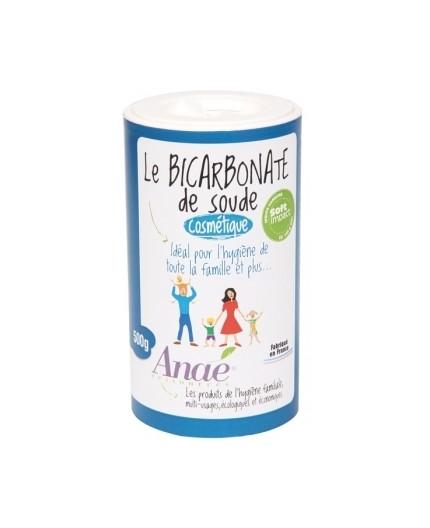 Bicarbonate de soude cosmétique - 500 gr