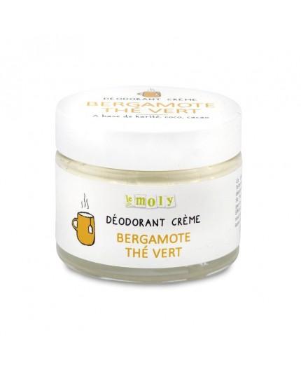 "Déodorant ""Bergamote - Thé Vert"" - 50 ml"
